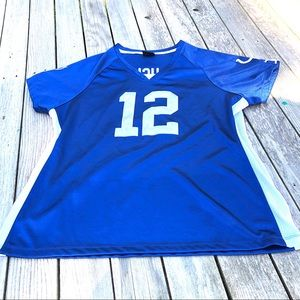 Indianapolis Colts Luck Jersey women's XXL